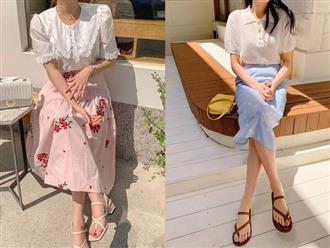 4 mẫu chân váy đang hot rần rần và gần như ai diện cũng đẹp, sắm thiếu thì style hè của bạn cũng chán hẳn