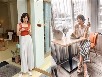 4 mẫu quần dài sau đây sẽ hoàn thiện phong cách mùa hè cho bạn