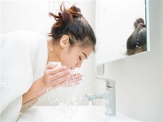 5 điều nên và không nên khi rửa mặt để có làn da đẹp và khỏe mạnh