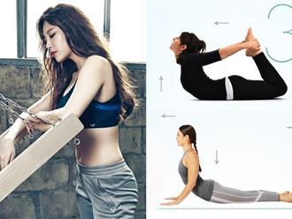 5 động tác yoga giảm cân toàn thân cực kỳ hiệu quả có thể thực hiện ngay tại nhà