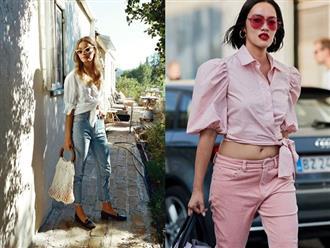 5 kiểu áo mặc đẹp mùa hè cô nàng nào cũng cần sở hữu một cái