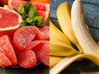 5 loại quả giúp giảm cân, càng ăn dáng càng đẹp, eo không mỡ thừa