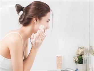 5 mẹo rửa mặt cho da sạch sâu, căng bóng bất chấp nắng hè