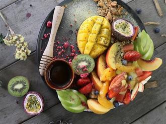 5 nhóm thực phẩm cần bổ sung đầy đủ nếu muốn giảm cân nhanh