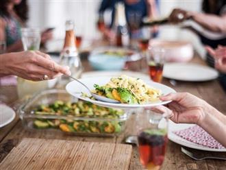 5 thói quen ăn uống tai hại khiến vòng 2 của bạn ngày càng phình to mất kiểm soát