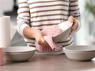 5 thói quen khi rửa bát làm tăng gấp đôi vi khuẩn, khiến bệnh tật dồn dập tìm đến