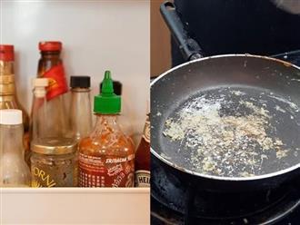 5 thứ trong nhà bếp nên dọn dẹp ngay nếu không muốn sức khỏe bị ảnh hưởng
