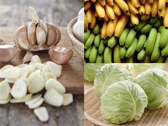 5 thực phẩm được ví như 'thần hộ mệnh' của dạ dày: Chợ Việt vừa nhiều vừa rẻ!