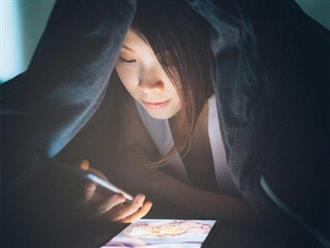 5 vấn đề sức khỏe tai hại mà bạn có thể gặp phải nếu thường xuyên dán mắt vào điện thoại
