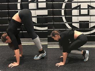 6 bài tập đốt cháy mỡ và giảm cân hiệu quả không cần đến phòng gym