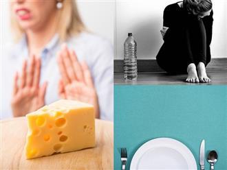 6 dấu hiệu chứng tỏ bạn đang phải chật vật với chuyện ăn uống của mình và tốt nhất nên trao đổi với bác sĩ