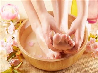 6 giải pháp tự nhiên giúp làm mềm gót chân bị chai hiệu quả