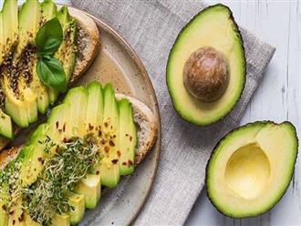 6 lợi ích của trái bơ trong ăn kiêng