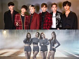 6 nhóm nhạc Kpop có nguy cơ tan rã vào năm 2019: Toàn nhân tố gây sốt, bất ngờ nhất là gà cưng nhà SM