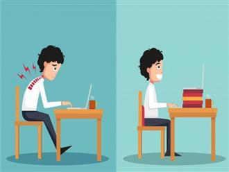 """6 thói quen của dân văn phòng khiến toàn thân """"rã rời"""", đầu óc ngày càng trì trệ"""