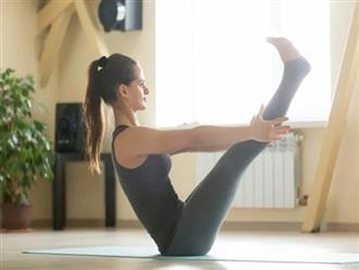 6 tư thế yoga giúp bạn giảm cân nhanh không kém tập gym