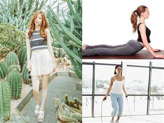 7 bài tập thể dục hỗ trợ tăng chiều cao hiệu quả dù bạn đã qua tuổi dậy thì