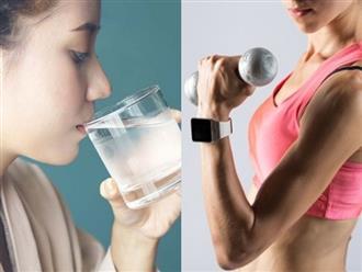 7 cách giảm bắp tay to, giảm cân tại nhà những ngày tránh dịch COVID-19