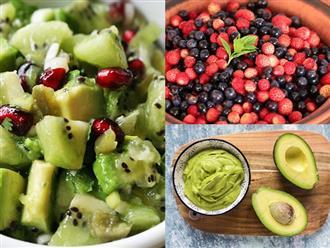 7 loại trái cây cực giàu chất xơ nếu bạn ăn thường xuyên sẽ giảm cân nhanh chóng