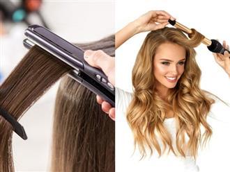 7 mẹo tự làm tóc xoăn bồng bềnh tự nhiên