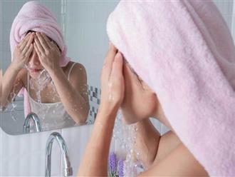7 sai lầm tai hại khi chăm sóc da khiến lỗ chân lông to, gây mụn xấu xí