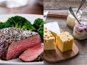 7 thói quen ăn uống gây lão hóa da sớm