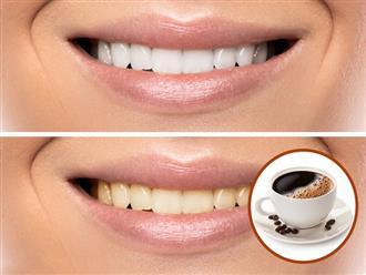 7 thói quen làm hỏng răng