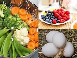 7 thực phẩm có thể ngăn ngừa ung thư