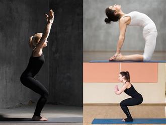 7 tư thế power yoga dành cho những người phải làm việc với cường độ cao