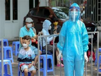 70.000 trường hợp từ Đà Nẵng về Hà Nội âm tính với SARS-CoV-2