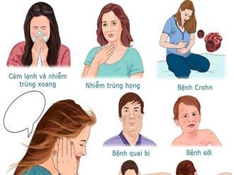 8 bệnh tưởng chừng không liên quan đến tai nhưng lại có thể gây kích thích tai, thậm chí khiến bạn bị điếc vĩnh viễn