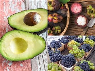 """8 loại quả quen thuộc là """"thần dược"""" nếu ăn vào buổi sáng nhưng ăn buổi tối lại là """"độc dược"""""""