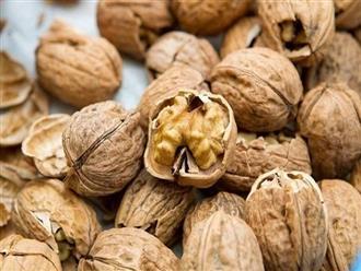 8 loại thực phẩm giàu Omega-3 rất tốt cho não bộ, người hay quên, suy giảm trí nhớ nên ăn