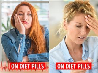 8 tác dụng phụ nguy hiểm khi dùng thuốc giảm cân