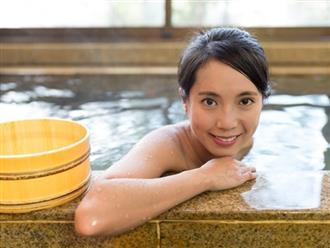 8 thói quen giúp phụ nữ Nhật luôn trẻ đẹp