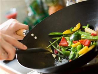 """8 thói quen khi chế biến rau, củ là """"sát thủ"""" với sức khỏe, gây ra cả ung thư"""