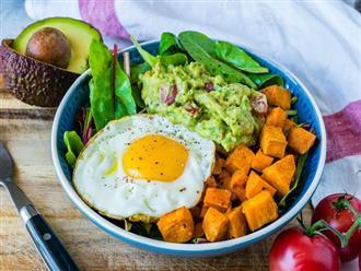 8 thực phẩm xoa dịu cơn đói đêm mà không lo tăng cân