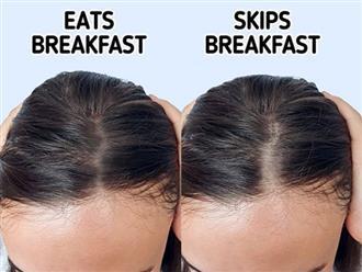 9 thói quen hàng ngày ai cũng mắc phải khiến tóc rụng nhiều