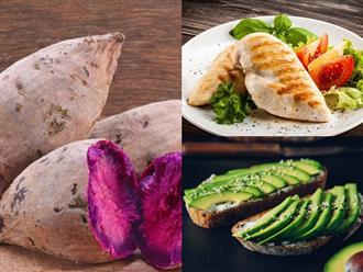 9 thực phẩm không thể bỏ qua dành cho những người mới bước vào chế độ giảm cân Lowcarb