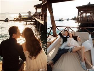 An Dĩ Hiên tình cảm bên chồng tỷ phú sau những áp lực hôn nhân