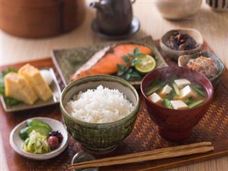 Ăn như người Nhật, không kiêng bất kì thứ gì mà vẫn giữ dáng một cách lành mạnh