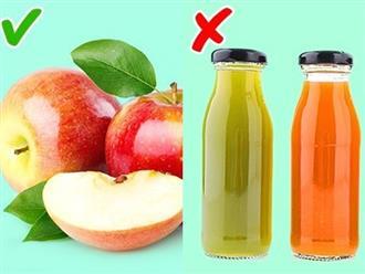 Ăn uống khoa học là thế vẫn không giảm được cân, bạn có biết mình đã sai lầm ngay từ khâu chọn thực phẩm?