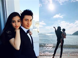 AngelaBaby trải lòng về tin ly hôn nhưng chỉ quan tâm mỗi con, ngó lơ Huỳnh Hiểu Minh?
