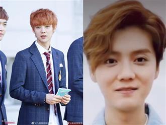 """Ảnh mới của Luhan chứng kiến màn """"xuống cấp"""" nhan sắc ngỡ ngàng, visual của EXO nay còn đâu"""