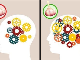 Điều gì xảy ra khi ăn tỏi hàng ngày?
