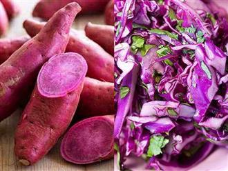 Ba thực phẩm màu tím có tác dụng chống ung thư, đặc biệt loại số 2 rất dễ tìm