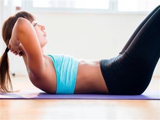 Bài tập đẩy nhanh quá trình trao đổi chất giúp phụ nữ duy trì vóc dáng cân đối
