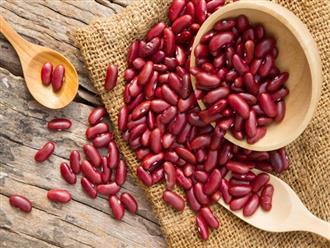 Bài thuốc cực tốt từ đậu đỏ chống ung thư, trị tiểu đường