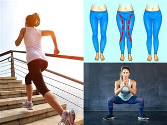 Bạn cần chọn bài tập thể dục nào cho đôi chân của mình?