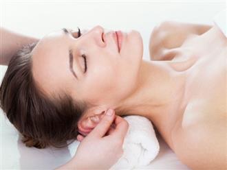 Bạn sẽ sở hữu gương mặt tươi trẻ như tuổi đôi mươi nếu thực hiện cách massage này tại nhà